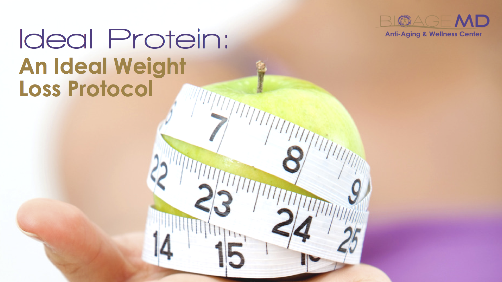 Ideal Protein - An Ideal Weight Loss Protocol